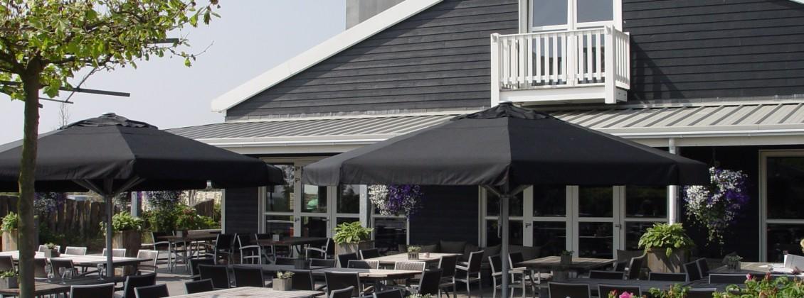 Strand Café DOK | Terras